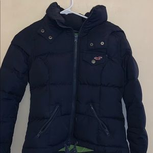 Hollister Down Jacket
